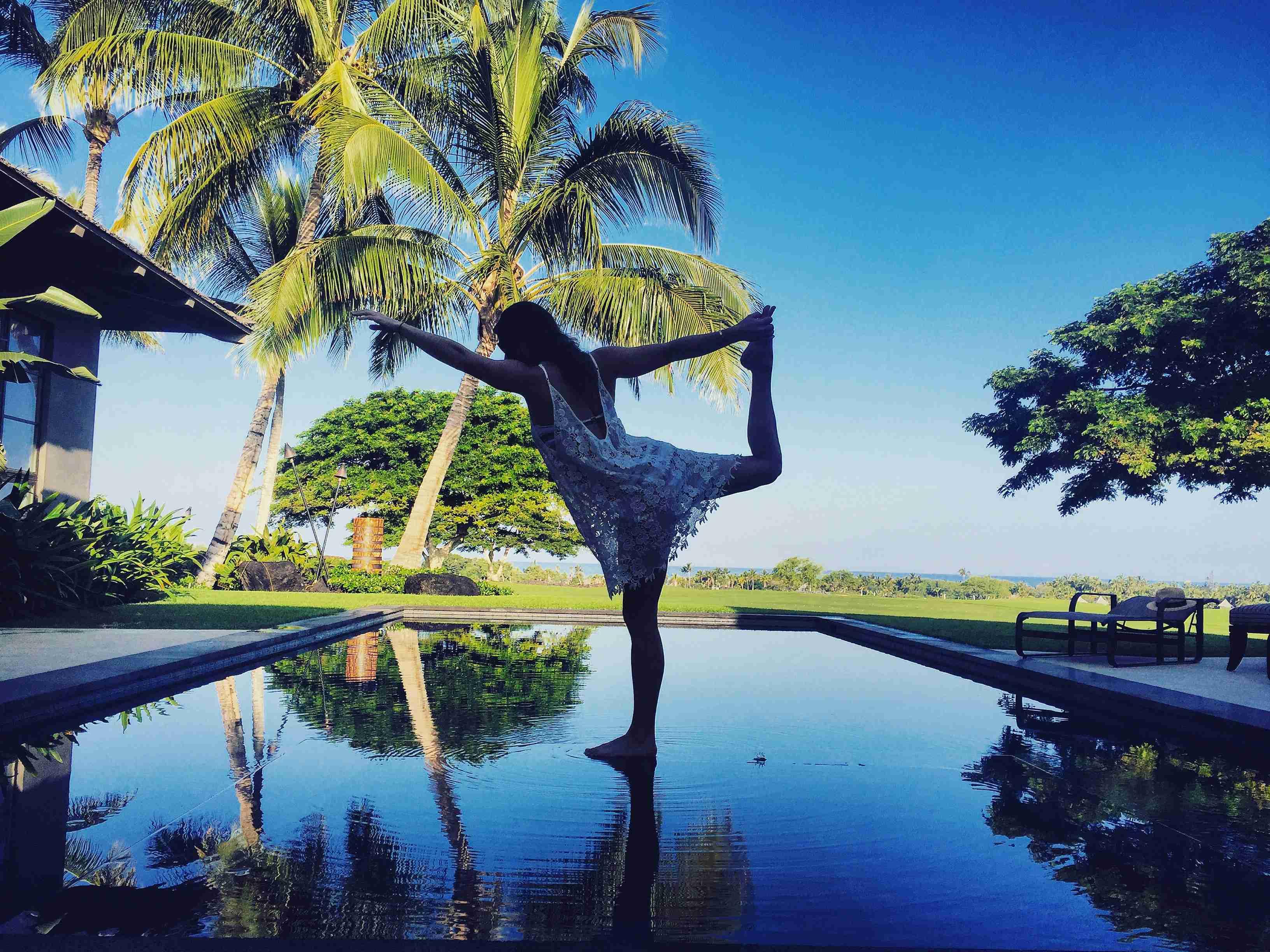 Lyford Cay yoga